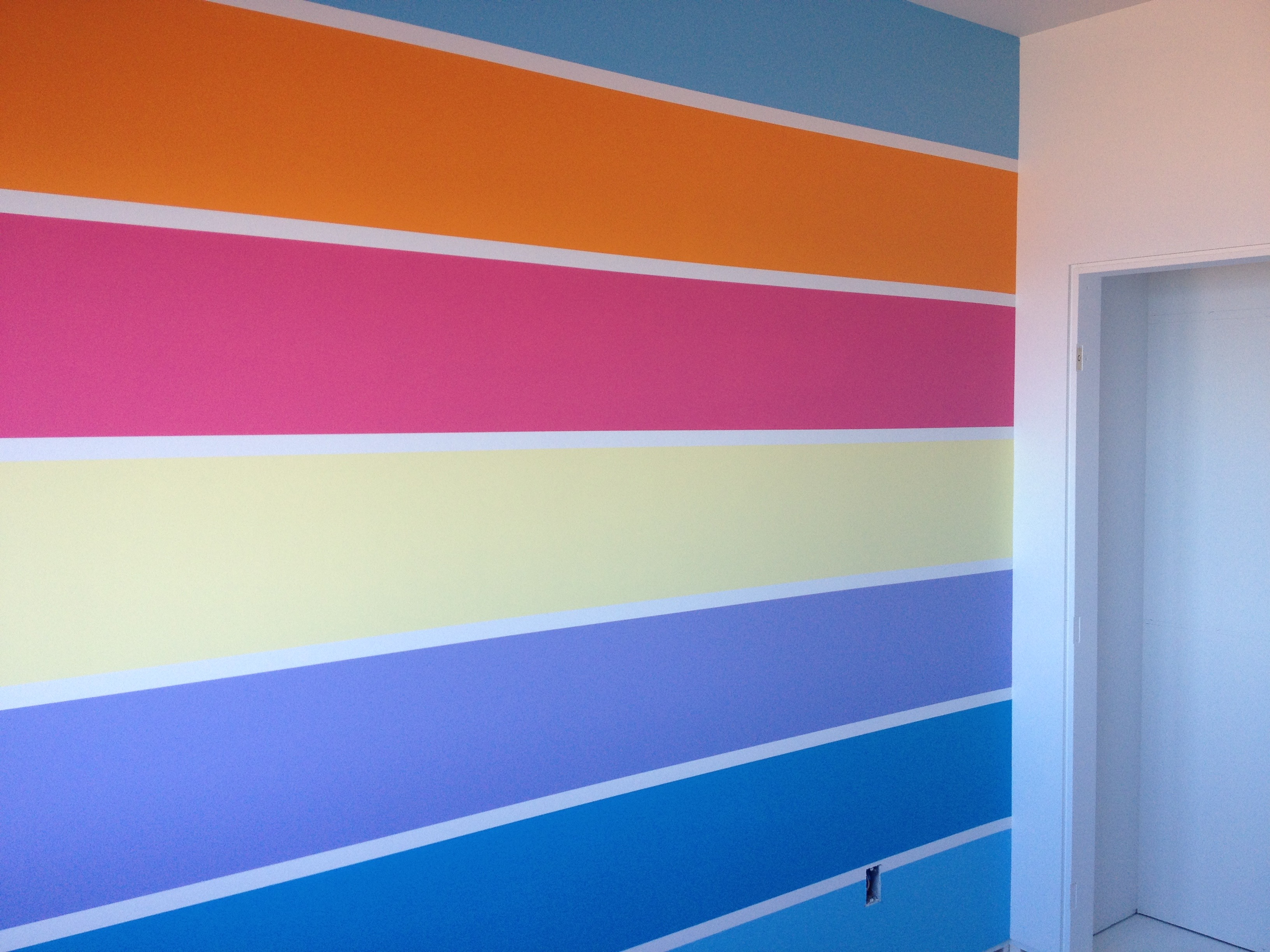 strip wall paint